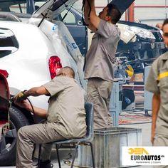 Cuando vas a comprar un carro, la revisión es fundamental para que te digan el estado en el que este se encuentra. ¡Ven a #EuroautosRenault y pide asesoría sobre! Estamos ubicados en la Calle 16 # 45 164, Medellín.