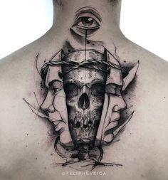 INK ADDICTS AROUND THE WORLD UNITE | Shock Mansion