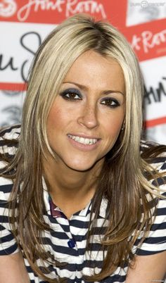 Natalie Appleton: Former All Saints singer - 10th.