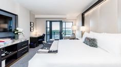 InterContinental opens in D.C.'s Wharf development: Travel Weekly