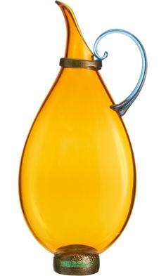 VETRO VERO Petite Flat Pitcher $450 NOW $175 61% OFF  http://www.focusonstyle.com/style/whats-good-at-the-barneys-warehouse-sale-online/ #sale #barneyswarehousesale