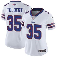 Women s Nike Buffalo Bills  35 Mike Tolbert Limited White NFL Jersey Richie  Incognito b86d45890