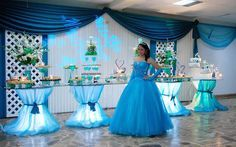 Quinceanera Party Planning – 5 Secrets For Having The Best Mexican Birthday Party Quinceanera Decorations, Quinceanera Party, Quinceanera Dresses, Wedding Decorations, 15th Birthday, Birthday Parties, Sweet 16 Decorations, Ideas Para Fiestas, Holidays And Events