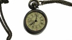 Steampunk Small Pocketwatch by Bear. $15.99. Antique finish.. Quartz movement.. Necklace chain.. Vintage design pocket watch. No cover, aged finish on the watch face with roman numeral design. Antique brass finish on the back. Antique brass finish necklace chain.