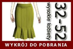 Wykrój do pobrania on-line. free pattern tallness