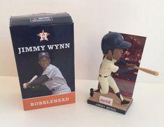 Jimmy Wynn Bobblehead Astros Baseball Coca-Cola Coke 2015 Collectors Edition #BDAInc #HoustonAstros