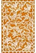 Windsor Orange-5'X8'@Tennyson Nielsen Group is proud to represent @Liora Manne. Learn about Tennyson Nielsen Group here http://www.tennysonnielsengroup.com