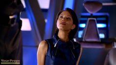 Lexa Doig Andromeda TV Show   Lexa Doig Andromeda Andromeda rommie costume top