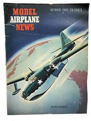 Model Airplane News October 1942