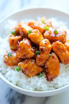 Firecracker Chicken Recipe ~ The most amazing combination of sweet and spicy flavors that tastes a million times better than take-out! Healthy Recipes, Asian Recipes, New Recipes, Dinner Recipes, Cooking Recipes, Favorite Recipes, Asian Chicken Recipes, Recipies, Firecracker Chicken