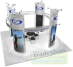 Developing a theme for your trade show display.