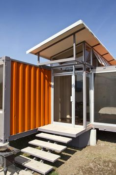 Cargo Container Home. Watch me building my cargo container home. Search and find local help that you may need for building your cargo container home at a minimal cost. Container Home Designs, Cargo Container Homes, Container Buildings, Storage Container Homes, Container Architecture, Shipping Container Homes, Sustainable Architecture, Architecture Design, Shipping Containers