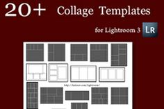 1000 images about templates on pinterest collage template storyboard and photo collage template. Black Bedroom Furniture Sets. Home Design Ideas