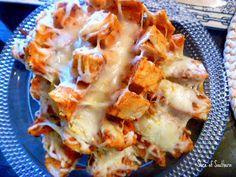 Slice of Southern: Cheesy Italian Bread
