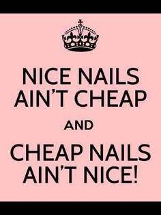 We only do nice nails! Schedule an appointment today by calling (213) 213-5137