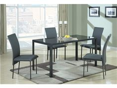 Coaster Dining Room Dining Table 103741 at Spaces Limited - Spaces Limited - Kingston, Jamaica