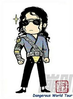 Michael Jackson art, not sure by who tho. Michael Jackson Dibujo, Michael Jackson Cartoon, Michael Jackson Drawings, Michael Jackson Quotes, Michael Jackson Smile, Michael Jackson Dangerous, Michael Jackson Figure, Cartoon Drawings, Cute Drawings