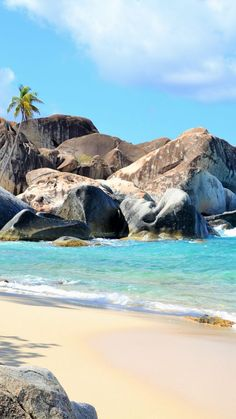 The Baths, Virgin Gorda, British Virgin Islands, Best beaches of 2016, Travellers Choice Awards 2016