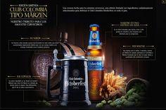 Club Colombia Oktoberfest 2015 on Behance