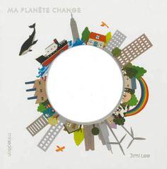 Très joli livre, original, construit autour du cercle, avec un message pour l'avenir de notre planète.