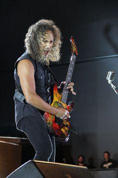 Sep 25, 2011 - Rio de Janeiro - Metallica