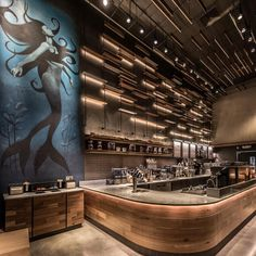 David Daniels (@davidblairdaniels) • Instagram photos and videos Starbucks Siren, Wall Finishes, David, Shit Happens, Photo And Video, Interior Design, Coffee, Wall Art, Architecture
