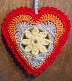 Ravelry: ♥ⓛⓞⓥⓔ♥ Springtime in my Heart (free) pattern by Daniela Herbertz.