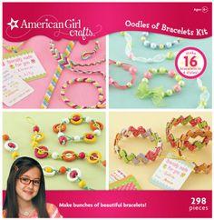 American Girl Crafts® Oodles of Bracelets