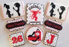 Best Friend Cookies | Community Post: 12 Perfect Gifts For National Women's Friendship Day!