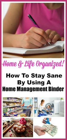 A home management bi