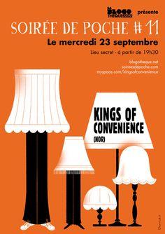 Kings of Convenience - Soirée de poche