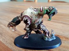 What's On Your Table: To submit your work, please send up to 8 pics to natfka@live.com   I wanted to share some of my conversions from my...