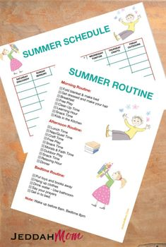 Summer Schedule for kids Daily Summer routine JeddahMom Here is a Sample Daily Summer Schedule for Kids that keeps kids busy and entertained at home. Includes ideas for screen free and hands on activities. Kids Summer Schedule, Summer Programs For Kids, Daily Schedule Kids, Toddler Schedule, Summer Activities For Kids, Hands On Activities, Summer Kids, Daily Schedules, Toddler Activities