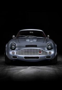 Aston Martin DB4 GT Zagato  Photographer: Richard Pardon  ZsaZsa Bellagio – Like No Other