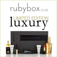 Each of these delectable products is the epitome of style, grace and glamour!  Feel luxurious, get your box now.