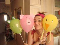 Ballon animals!