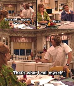 I think this was my favorite boy meets world moment
