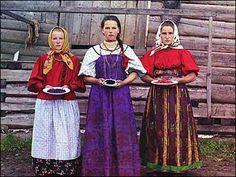 people of tsarist russia