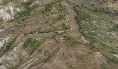 Rilievo 3D del Parco Archeologico di Antigonea, Saraqinisht, 2014 - GeoInformatiX, Alberto Antinori