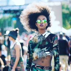 Image result for afro punk fashions