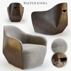 Walter Knoll chair ISANKA chair
