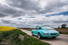 Porsche 911 SC - Blue - 1982