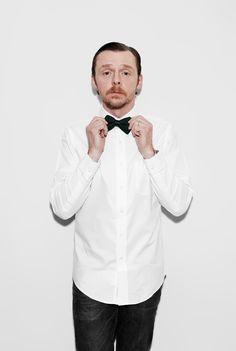 ~ Simon Pegg - almost everything he has done, I love