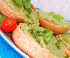 Green pea sandwich spread