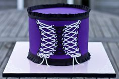 corset cakes | Katie's Corset cake