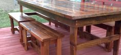 Luxury Redwood Bench Swing and redwood benches for decks
