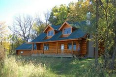 Handcrafted Log Homes from Classic Log Homes, Inc.