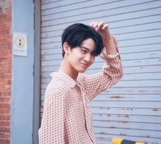 Wanna-One - Bae Jinyoung Most Beautiful People, Beautiful Boys, Pretty Boys, Jinyoung, Pop Group, Girl Group, Nct, First Boyfriend, Boyfriend Pictures