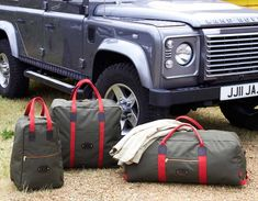 Our Cargo range of lightweight holdalls and boot bags is designed for rugged travel and sporting use. Made in England by Chapman Bags Car Travel, Travel Luggage, Travel Bags, Go Bags, England, Range, Boots, Leather, Travel Handbags