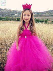 Stunning tutu dress idea